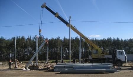 Высокая степень заводской готовности наших зданий позволяет Вам осуществить строительно-монтажные работы в короткие сроки